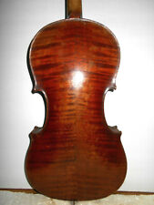 "Antique Old Vintage ""Caussin Luthier Neufchateau (Vosges)"" Full Size Violin - NR"