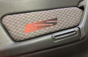 Holden Commodore VN SS Door Trim Insert Cards VN SS - New Set Of 4