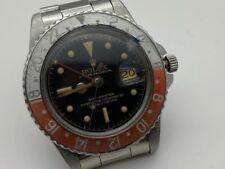 Vintage Rolex Gmt-Master 1675, Chapter Ring Dial von 1963