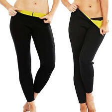Ladies High Waist Compression Tights Yoga Pants Fitness Running Stretch Trousers