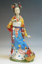 China Doll Porcelain Figurine Dream of the Red Chamber