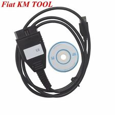 Fiat KM TOOL Via Obd2 Diagnostic Scanner For FIAT Free Shipping