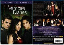 VAMPIRE DIARIES  - Integrale saison 2 -1 boitiers Classique - 5 DVD -OCCAS