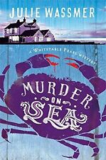 Murder-On-Sea by Julie Wassmer (Hardback, 2015)
