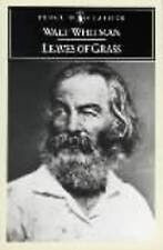 Walt Whitman Paperback Books in English