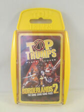 Top Trumps - Borderlands 2 The Guns Guns Guns Pack NEW