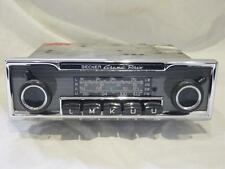 Tadpole radios clásico y vintage conversión de radio de coche Bluetooth y FM