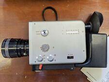 Braun Nizo S56 Super 8mm Cine Camera with Schneider 7-56mm f1.8 Lens