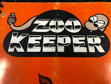 Taito Zoo Keeper Arcade Machine Manual Schematics Free Ship