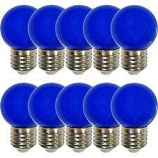 10x LED souce d'éclairage gouttes bille 2W = 25w E27 Verre