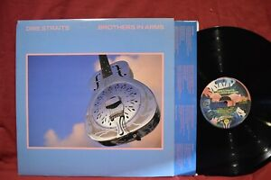 Dire Straits 'Brothers In Arms' LP