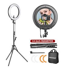 Neewer 14-inch Outer 12-inch Inner Dimmable Ring Light Lighting Kit