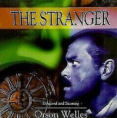"Orson Welles  Movie "" THE STRANGER "" DVD World War 2 WWII BLACK & WHITE"