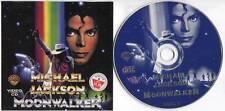 Michael Jackson Moonwalker 1998 Rare Warner Brothers WB Malaysia 2xVCD FCS5293