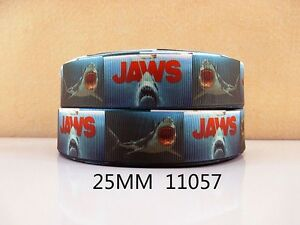 """Jaws Ribbon 1"""" (25mm) Wide 1m is only £1.49 NEW UK SELLER FREE P&P"""