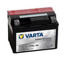 VARTA 12V 3Ah AGM Motorradbatterie 12 V 3 Ah  POWERSPORTS GTX4L-BS OVP Batterie