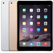 "Apple iPad Air 2 9.7"" IPS Retina Display(Gold,Silver,Gray)(16GB,32GB,64GB,128GB)"