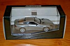 Minichamps 1/43 Aston Martin Vanquish Mint Condition