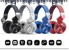 Headset Bluetooth 4.1 Bluedio Turbine T2S Wireless Stereo Headphones For Phone