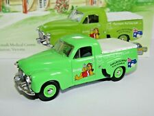 MATCHBOX MOY 1951 HOLDEN PICKUP RONALD MCDONALD HOUSE YCH11 MIRROR MISSING