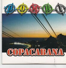 BOMBI-Copacabana cd single