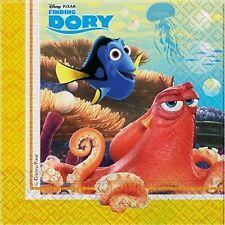 Infantil Disney Buscando a Dory Nemo bajo Mar Fiesta Cumpleaños Vajilla