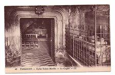 13 - cpa - TARASCON - La iglesia Ste Marthe (C6372)