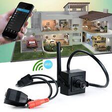 720P HD Mini Wireless Wifi Infrared Waterproof Hidden Spy Video IP Camera Home