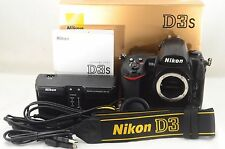 """ Excellent+ "" Nikon D D3s 12.1MP Digital SLR Camera Body from Japan 17043"