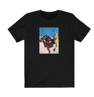 Kevin Reed Skateboard T-shirt  Santa Cruz tee Thrasher Powell Haut Dogtown Skate