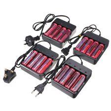 X800 X700 Falcon 4X 18650 Battery  For Flashlight Torch Lamp 3800mAh 4.2V li-ion