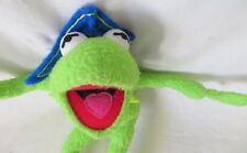 Applause Plush Kermit the Frog as Capt Smollett Muppet Treasure Island  #5879