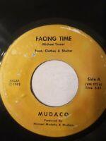 """Mudaco – Facing Time - 7"""" Vinyl Single 1982"""