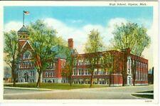 Alpena, MI The High School