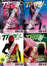 Magazine French Lady Gaga Tribu Move