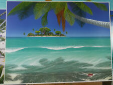 Dan Mackin Wyland Disney Artist Signed Lithograph.New O/S Limited Edition