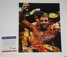 Boxing Evander Holyfield 8x10 Photo Signed Autographed PSA/DNA CERT FREE SHIP