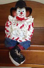 Ca Cast Art Handcrafted Clown