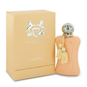 PARFUMS de MARLY CASSILI for WOMEN * 2.5 oz (75ml) EDP Spray * NEW & SEALED