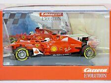Carrera Evolution Ferrari SF70 H Sebastien Vettel F1 car