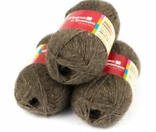 Yarn 100% Natural COAT DOWN Russian goat Premium collection Mohair Wool 150 g