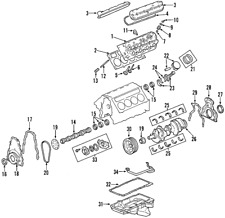 Genuine GM Camshaft 12625436