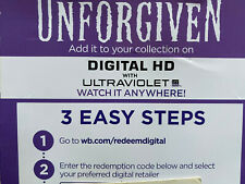 Unforgiven (Digital Movies from 4K ) please read