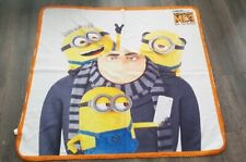 Minions Despicable Me 3 Fleece Blanket 100x98cm