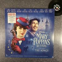 DISNEY MARY POPPINS RETURNS - THE SONGS (Red Vinyl LP) 00050087409630 (MNT/MNT)