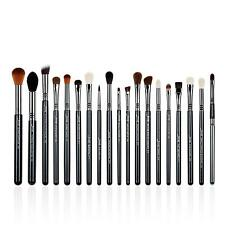 19pcs Precision Brushes set  Blending Eyeshdow pencil Eyeliner Brow brush T131
