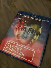 CLOSET MONSTER (2015) Region A Blu-ray Gay Interest LGBTQ