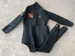 Vintage 50s or 60s AMF Voit Scuba Diving Suit, Military Issue? One of a Kind!