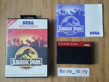 SEGA Master System Jurassic Park PAL