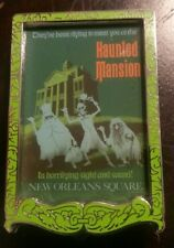 Disney Wdi cast exclusive Disneyland haunted mansion poster series le 300 pin